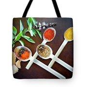 Spoons N Spices 3 Tote Bag