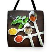 Spoons N Spices Tote Bag