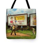 Sport - Baseball - America's Past Time 1943 Tote Bag