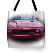 Sport Car Tote Bag