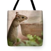 Sports Mouse Tote Bag