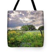 Spotlight On Spring Tote Bag