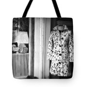 Spotted Coat Tote Bag