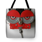 Spotted Dick Tote Bag by Jen Hardwick