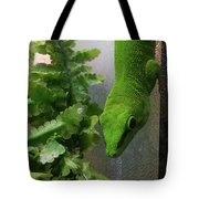 Spotted Gecko Tote Bag