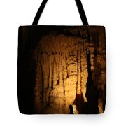Spotted Growth - Cave Tote Bag