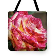 Spotted Rose Tote Bag