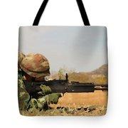 Spotter Tote Bag