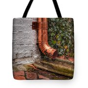 Spouting Off Tote Bag