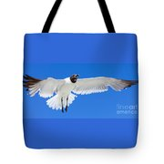 Spread Those Wings Pano Tote Bag