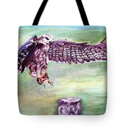 Spread Your Wings Tote Bag