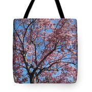 Spring 4 Tote Bag