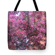 Spring 7 Tote Bag