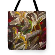 Spring Abstract  -026 Tote Bag