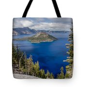 Spring Afternoon From Discovery Point Tote Bag