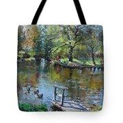 Spring Again Tote Bag