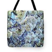 Spring Around Tote Bag