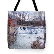 Spring At Honeoye Falls Tote Bag