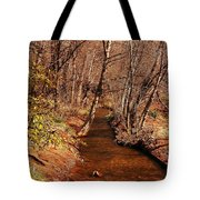 Spring At Red Rock Crossing Tote Bag