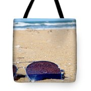Spring At The Beach Tote Bag