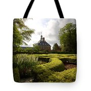 Spring At The Governor's Palace Tote Bag