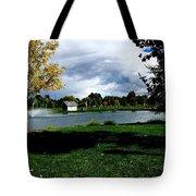 Spring At The Park Tote Bag
