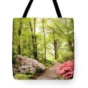 Spring Azaleas  Tote Bag