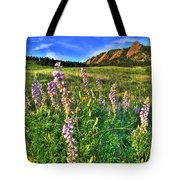Spring Beauty Tote Bag