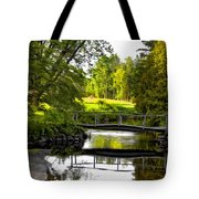Spring Becomes The Summer Tote Bag