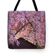 Spring Blossom Canopy Tote Bag