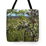 Spring Blossoms Day Tote Bag