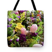 Spring Bouquet 2 Tote Bag