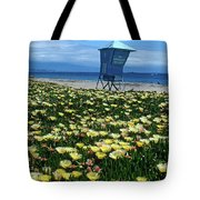 Spring Break Santa Barbara Tote Bag