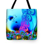 Spring Breezes Tote Bag