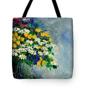 Spring Bunch  Tote Bag