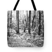 Spring Burn  Tote Bag