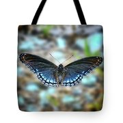 White Admiral Or Red-spotted Purple Tote Bag