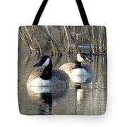 Spring Canadians Tote Bag