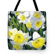 Spring- Daffodils Tote Bag