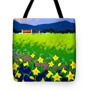 Spring Daffs Ireland Tote Bag