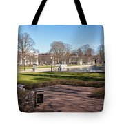 Spring Day At The Park Tote Bag