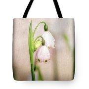 Spring Duet Tote Bag