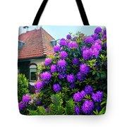 Spring  Dutch Garden  Tote Bag