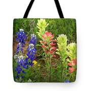 Spring Eye Candy Tote Bag