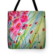 Spring Fantacy Tote Bag