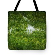 Spring Field Memphis Tote Bag