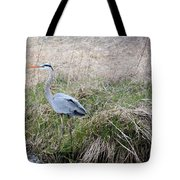 Spring Fishing Tote Bag