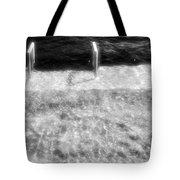 Spring Flood Bw Tote Bag