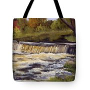 Spring Flow Tote Bag