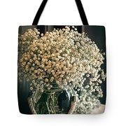 Spring Flower Arrangement Tote Bag